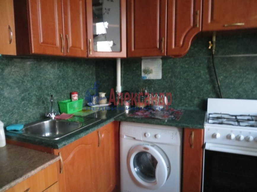 1-комнатная квартира (35м2) в аренду по адресу Металлистов пр., 23— фото 1 из 1