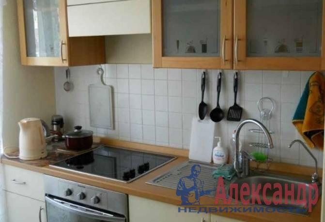 1-комнатная квартира (37м2) в аренду по адресу Ярославский пр., 83— фото 1 из 3