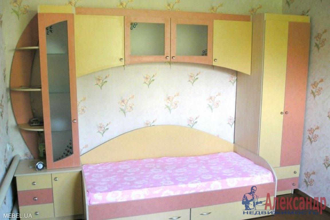 3-комнатная квартира (65м2) в аренду по адресу Ефимова ул., 5— фото 3 из 5