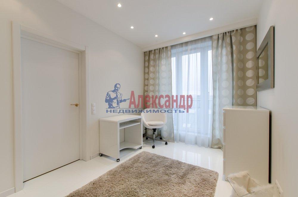 2-комнатная квартира (66м2) в аренду по адресу Чернышевского пр., 4— фото 14 из 27