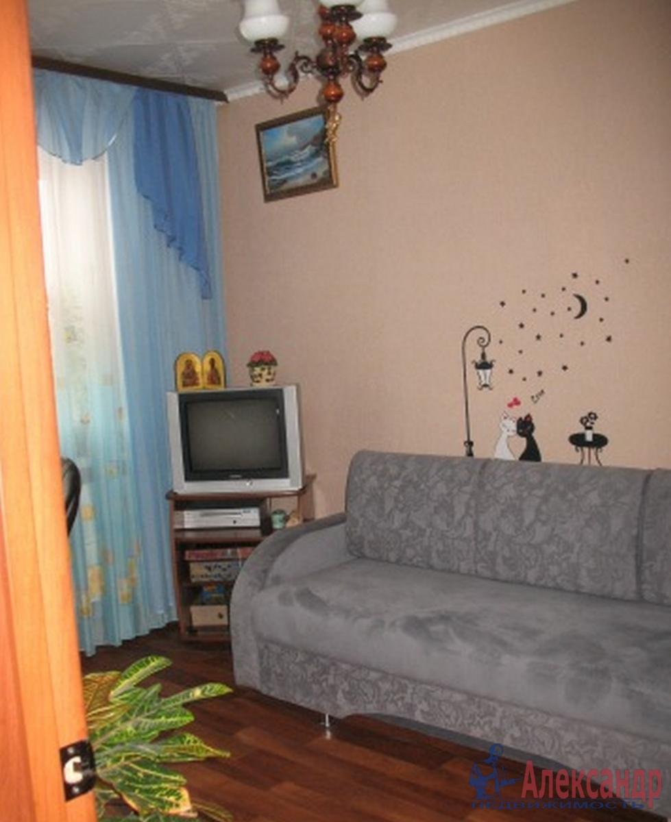 2-комнатная квартира (52м2) в аренду по адресу Гаккелевская ул., 26— фото 2 из 4