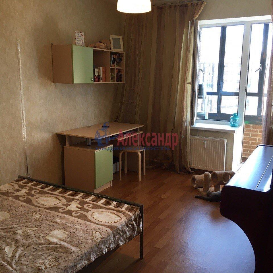 1-комнатная квартира (42м2) в аренду по адресу Парголово пос., Николая Рубцова ул., 11— фото 4 из 15