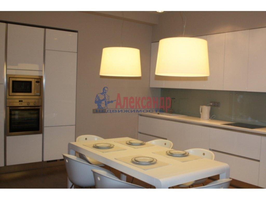 3-комнатная квартира (112м2) в аренду по адресу Каменноостровский пр.— фото 2 из 20