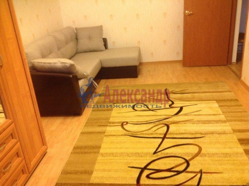 1-комнатная квартира (40м2) в аренду по адресу Камышовая ул., 4— фото 1 из 6