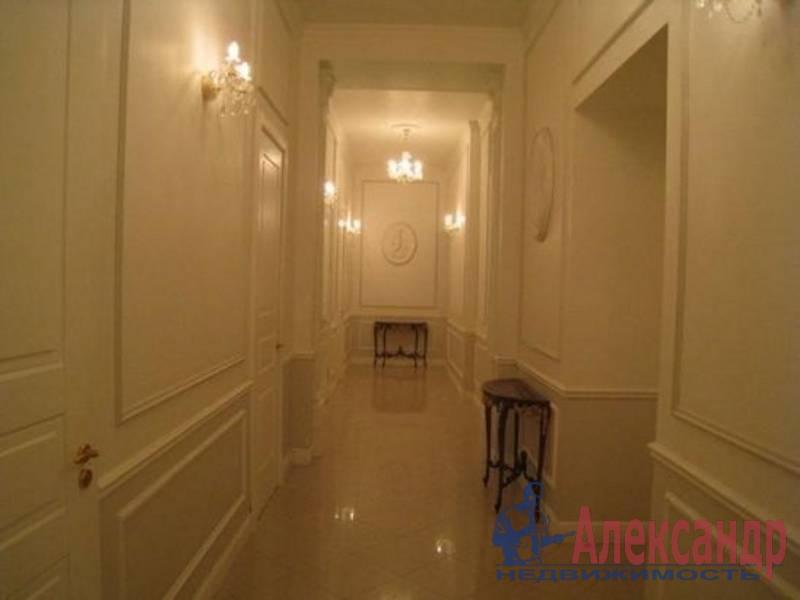 5-комнатная квартира (240м2) в аренду по адресу Адмиралтейская наб., 12— фото 2 из 2