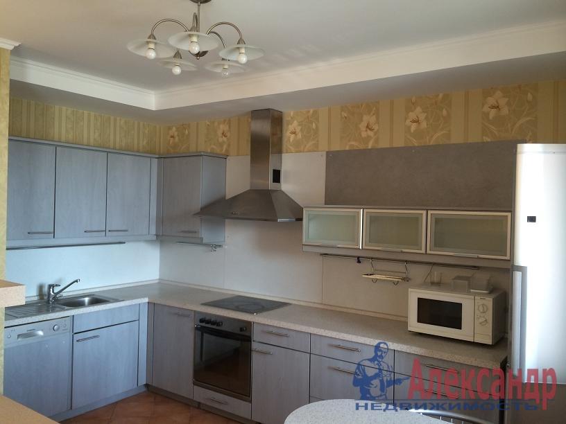 2-комнатная квартира (80м2) в аренду по адресу Выборгское шос., 5— фото 17 из 20