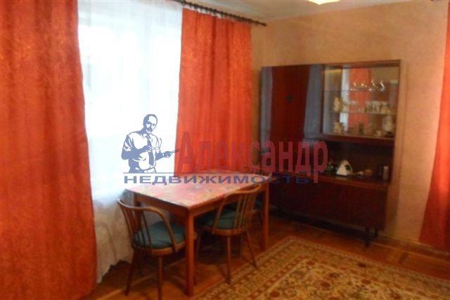 1-комнатная квартира (35м2) в аренду по адресу Черкасова ул., 4— фото 1 из 17