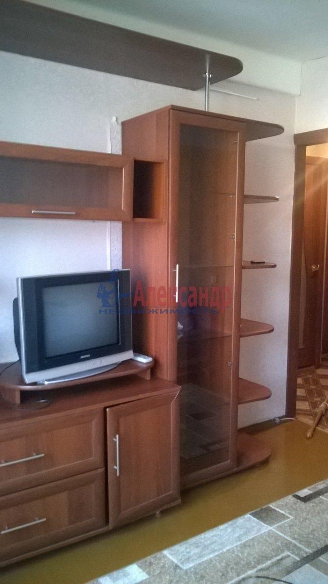 1-комнатная квартира (30м2) в аренду по адресу Большевиков пр., 19— фото 3 из 6