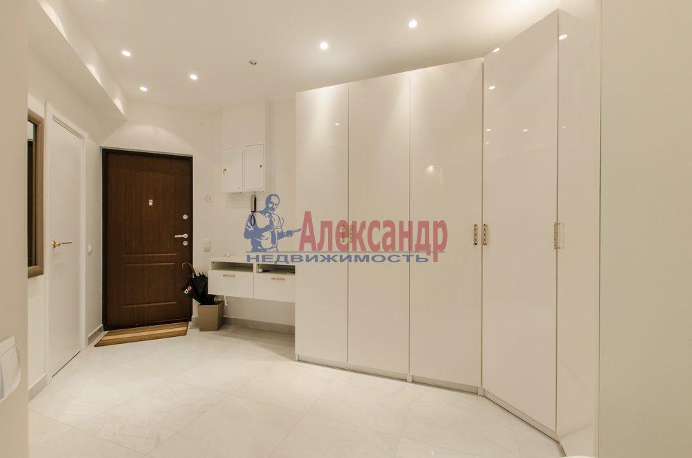 2-комнатная квартира (66м2) в аренду по адресу Чернышевского пр., 4— фото 17 из 27
