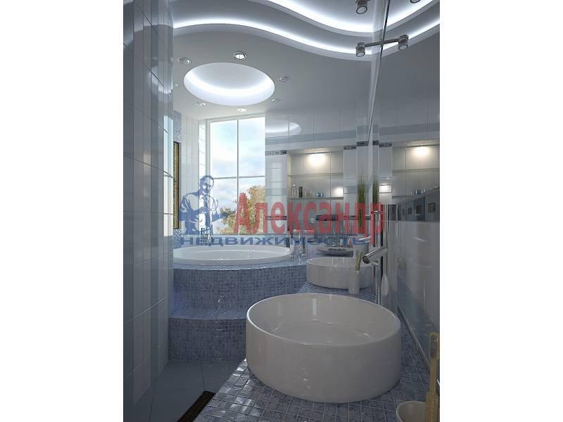 5-комнатная квартира (180м2) в аренду по адресу Московский просп.— фото 4 из 5