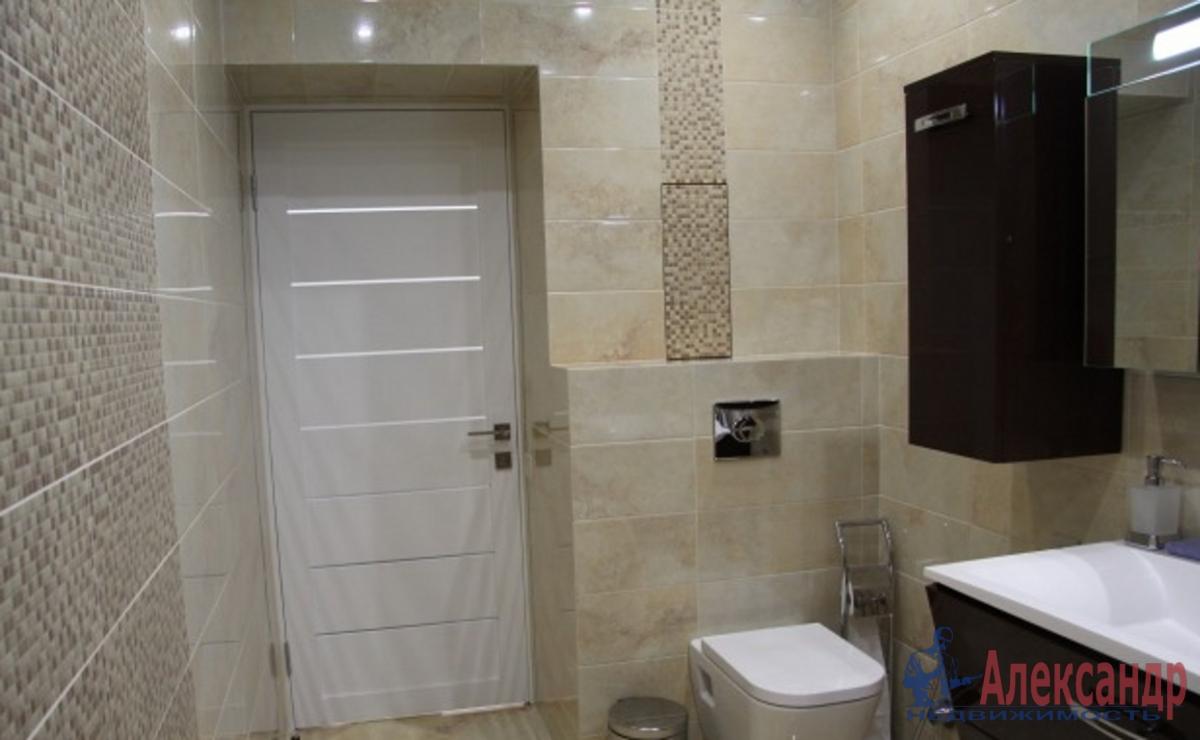 2-комнатная квартира (97м2) в аренду по адресу Морской пр., 28— фото 3 из 3