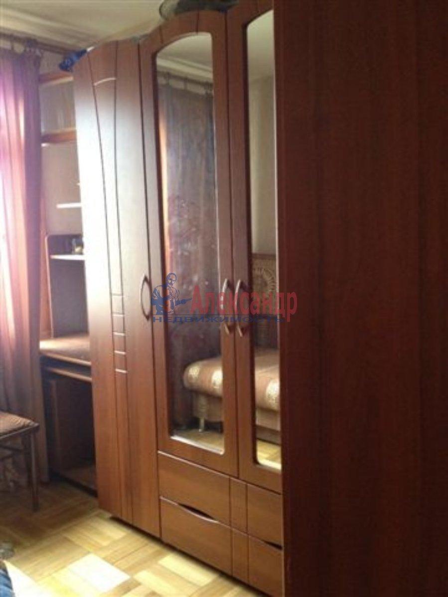 1-комнатная квартира (40м2) в аренду по адресу 2 Муринский пр., 14— фото 5 из 5