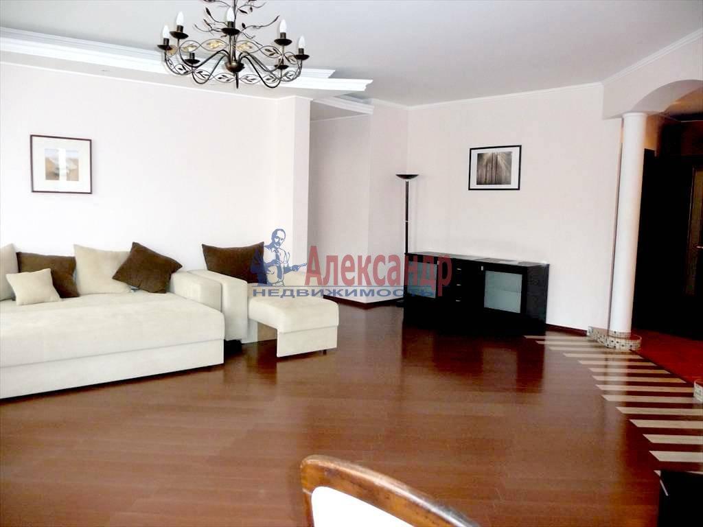 3-комнатная квартира (170м2) в аренду по адресу Восстания ул., 6— фото 2 из 2