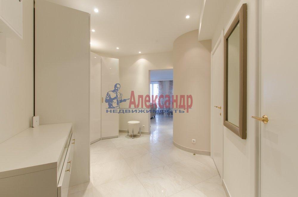 2-комнатная квартира (66м2) в аренду по адресу Чернышевского пр., 4— фото 18 из 27