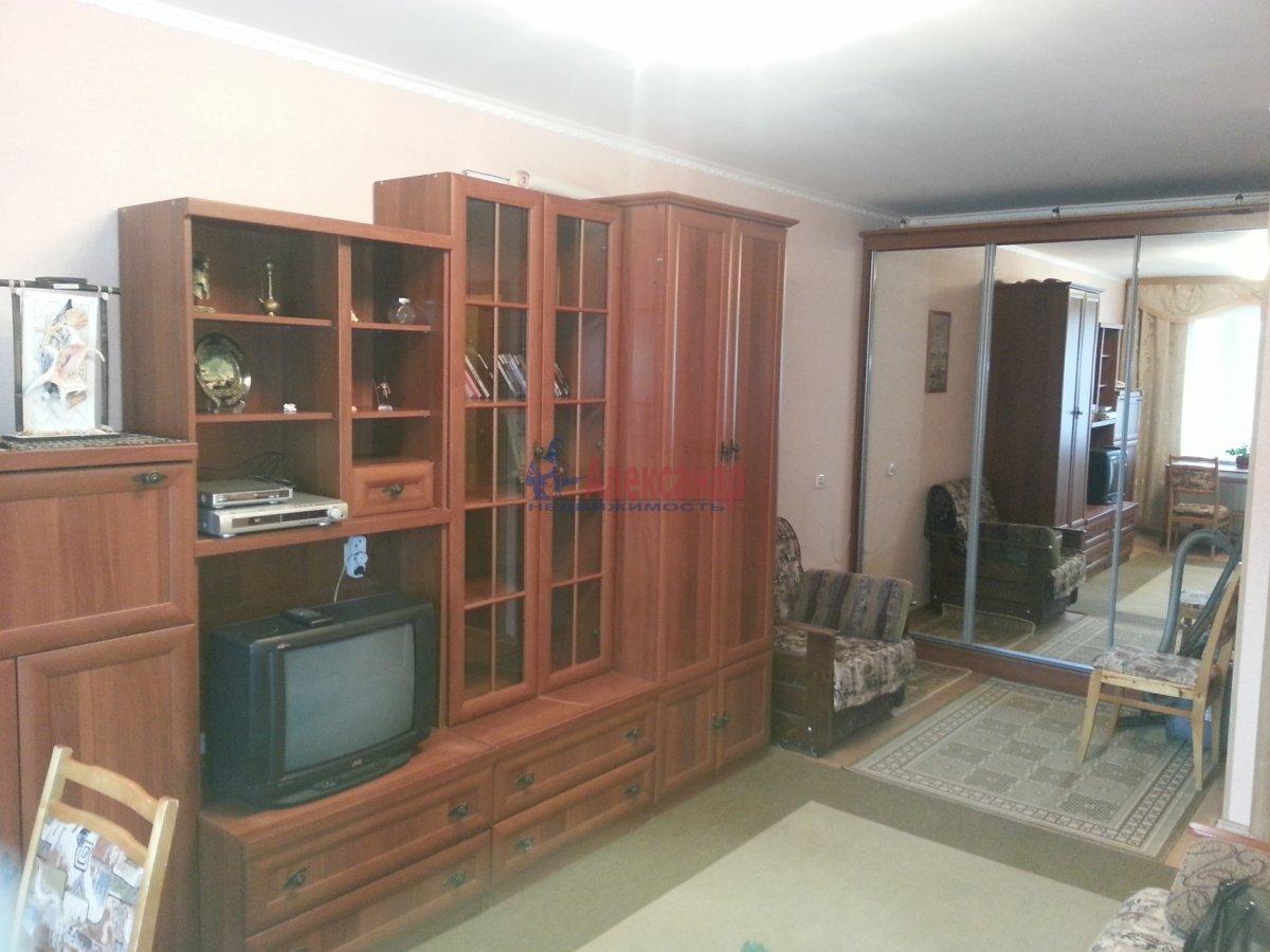 1-комнатная квартира (41м2) в аренду по адресу Авиаконструкторов пр., 34— фото 15 из 24