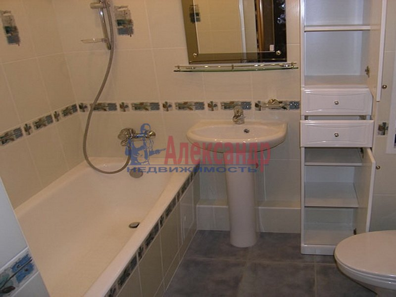 1-комнатная квартира (37м2) в аренду по адресу Яхтенная ул., 4— фото 3 из 3