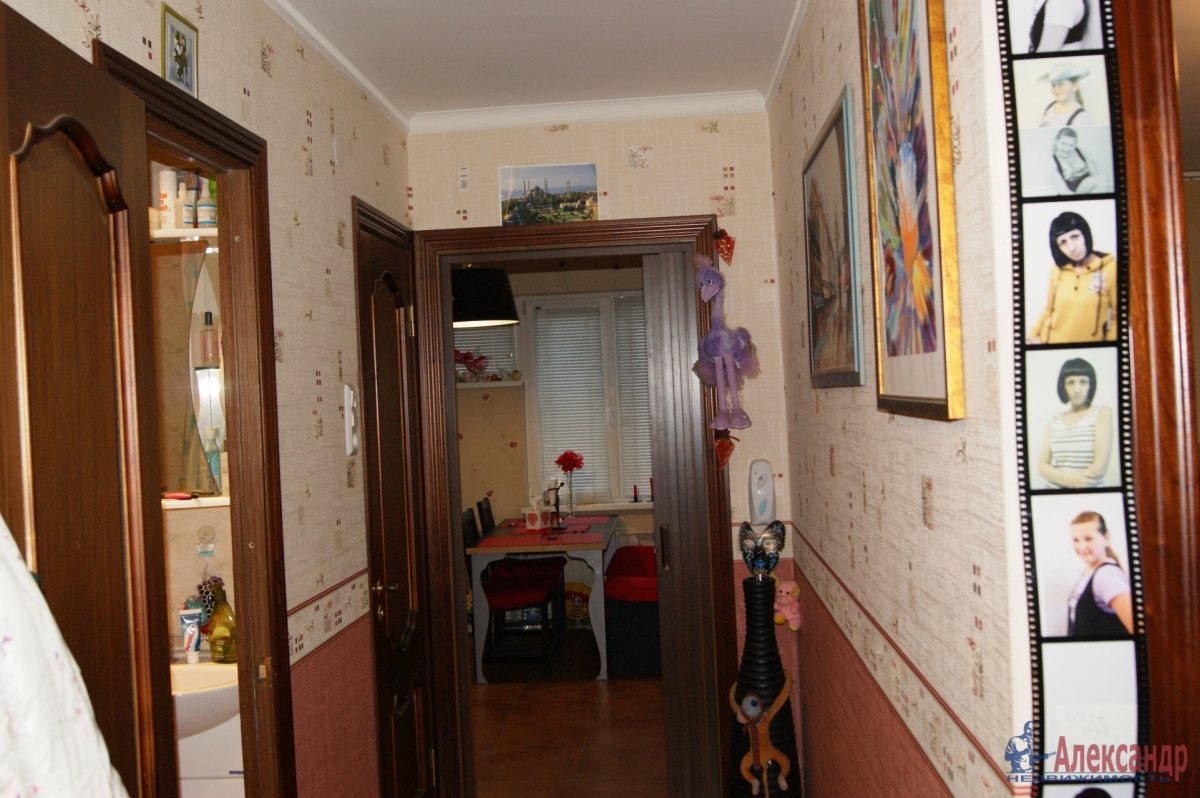 1-комнатная квартира (33м2) в аренду по адресу Запорожская ул., 23— фото 12 из 15