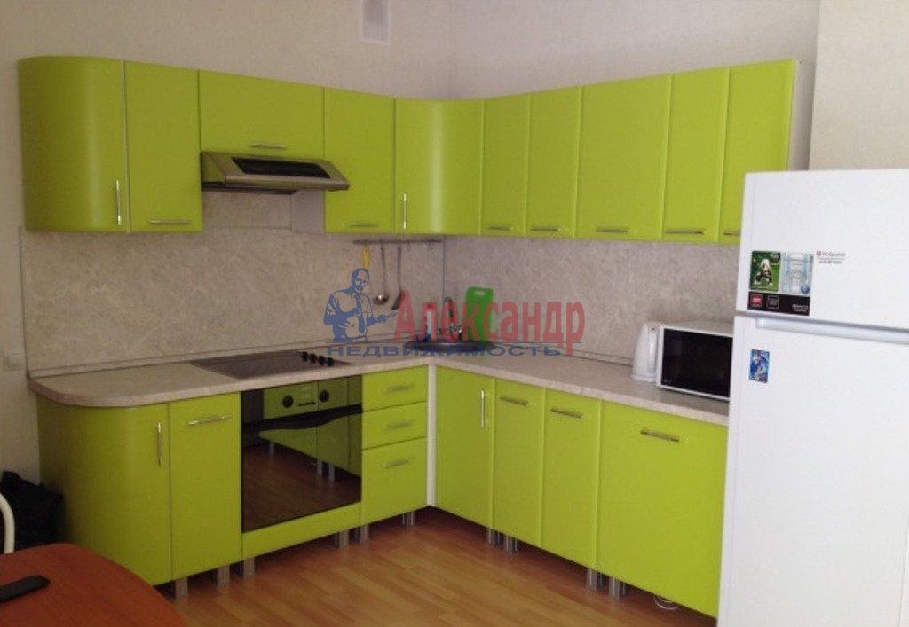 1-комнатная квартира (33м2) в аренду по адресу Славы пр., 21— фото 1 из 3