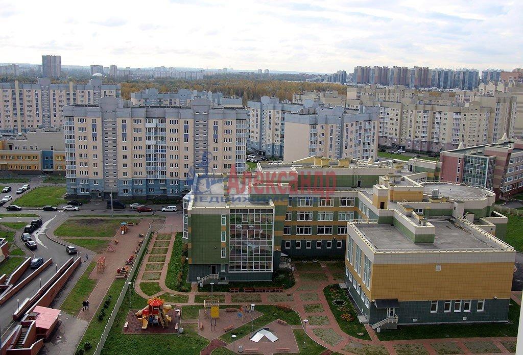 2-комнатная квартира (56м2) в аренду по адресу Ленинский пр., 55— фото 4 из 4