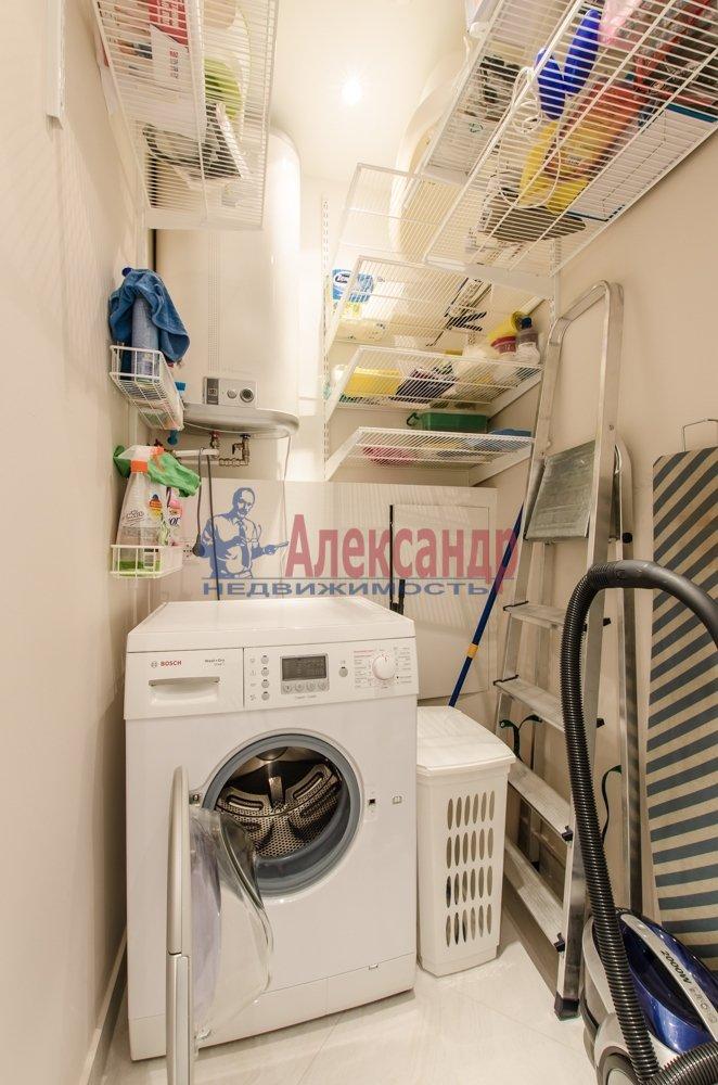 2-комнатная квартира (66м2) в аренду по адресу Чернышевского пр., 4— фото 19 из 27