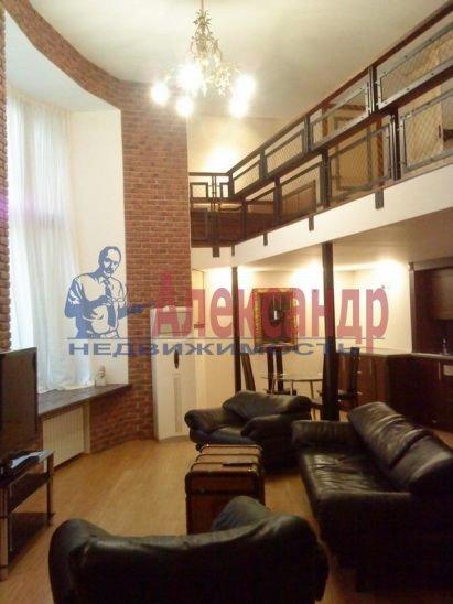 1-комнатная квартира (95м2) в аренду по адресу Большая Конюшенная ул., 17— фото 1 из 9