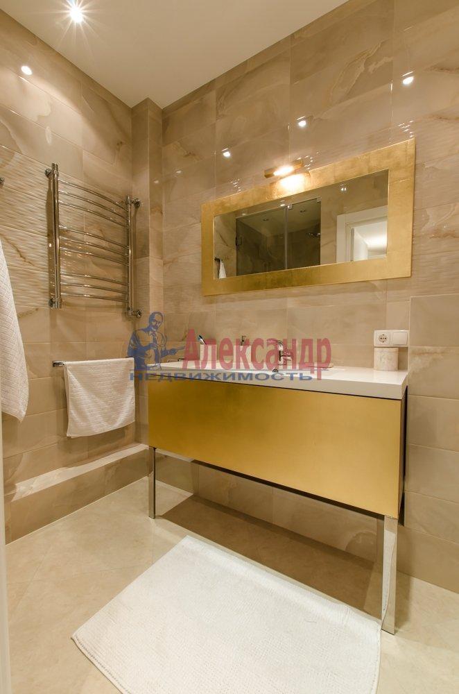 2-комнатная квартира (66м2) в аренду по адресу Чернышевского пр., 4— фото 20 из 27