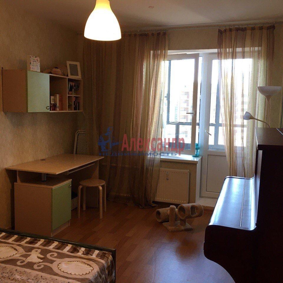 1-комнатная квартира (42м2) в аренду по адресу Парголово пос., Николая Рубцова ул., 11— фото 5 из 15