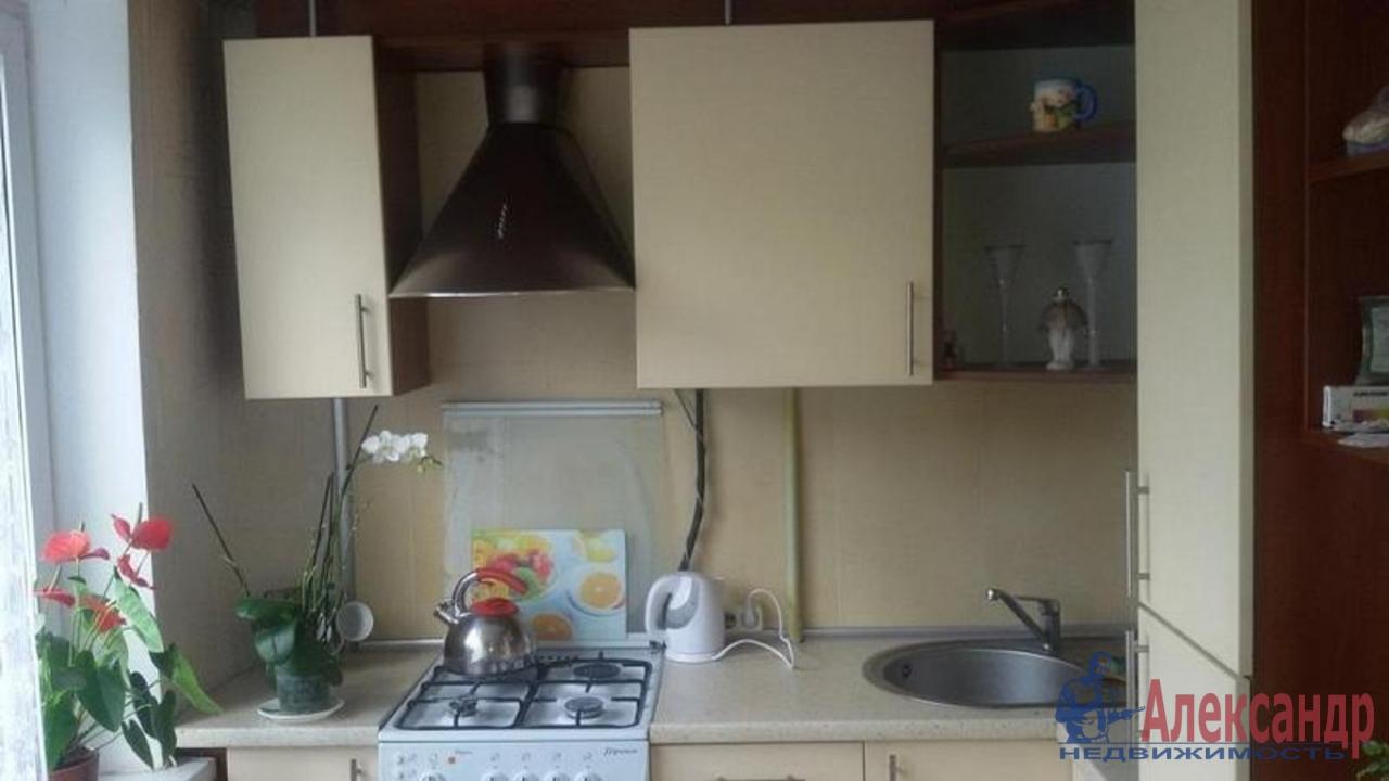 1-комнатная квартира (32м2) в аренду по адресу Торжковская ул., 2— фото 2 из 2