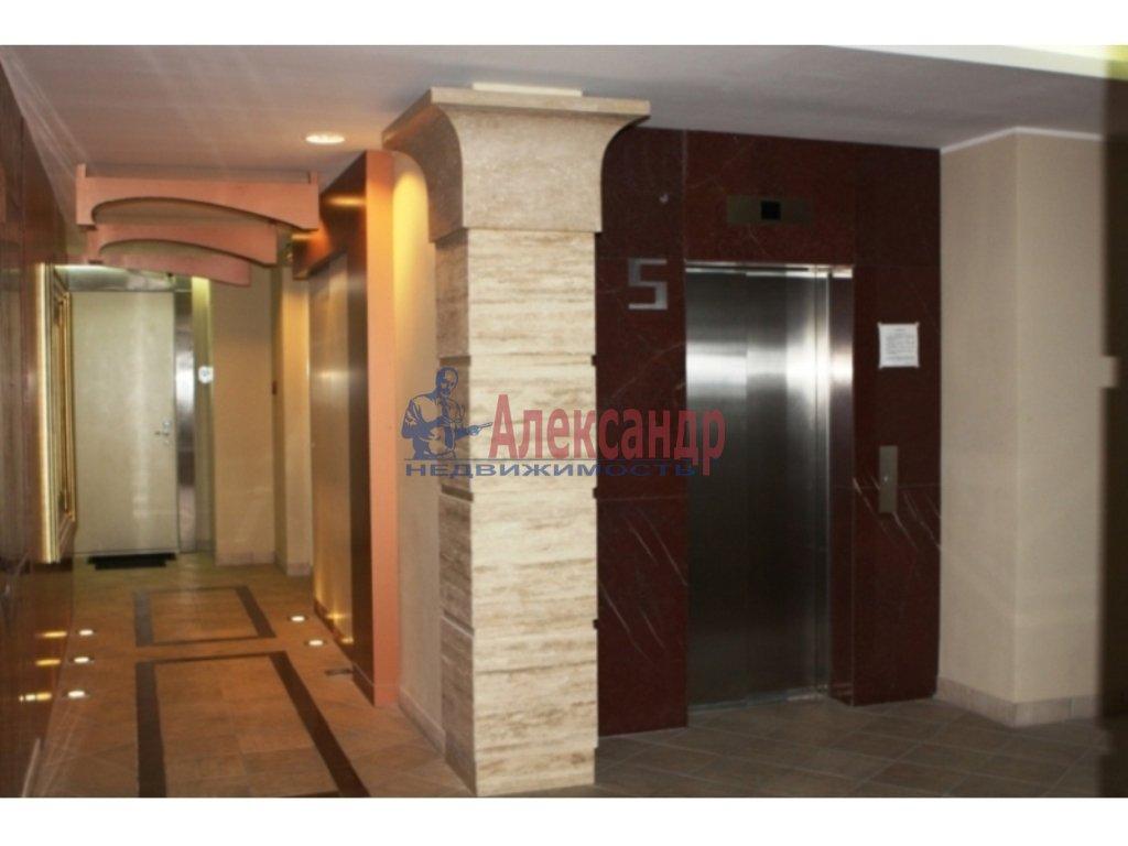 3-комнатная квартира (112м2) в аренду по адресу Каменноостровский пр.— фото 6 из 20