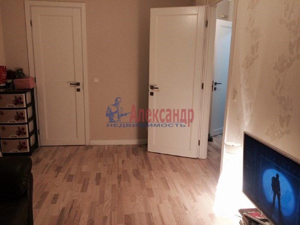 2-комнатная квартира (65м2) в аренду по адресу Лыжный пер., 8— фото 1 из 7