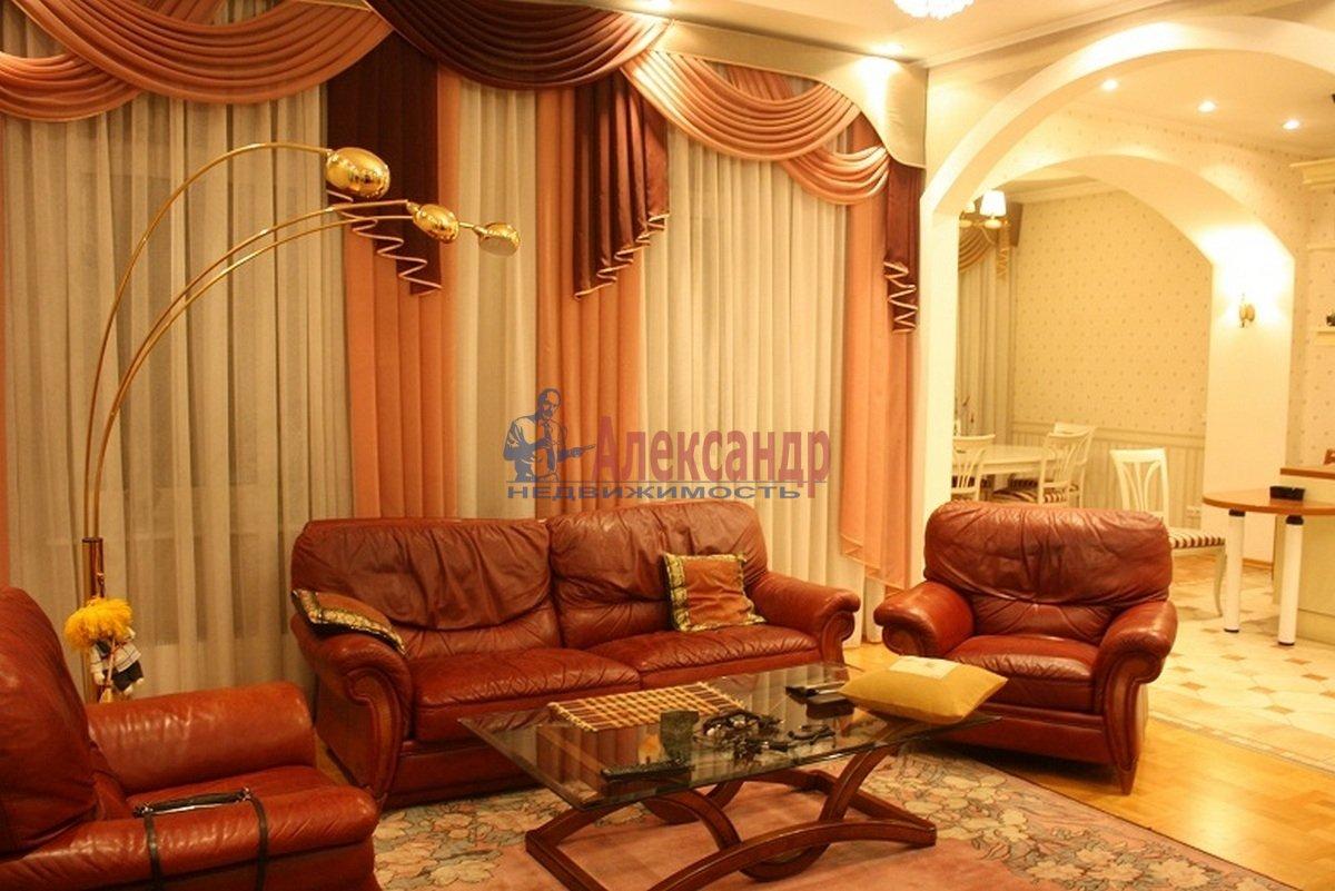 5-комнатная квартира (165м2) в аренду по адресу Большая Московская ул., 14— фото 6 из 12