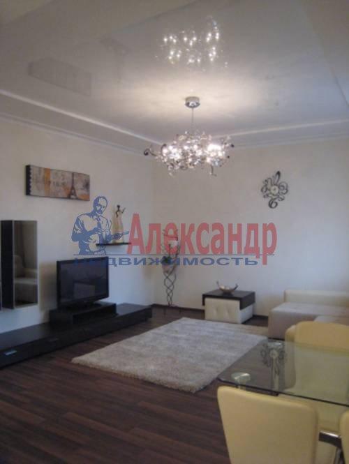 2-комнатная квартира (75м2) в аренду по адресу Смольного ул., 2— фото 8 из 8