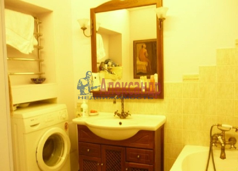 1-комнатная квартира (45м2) в аренду по адресу Приморский пр., 137— фото 5 из 6