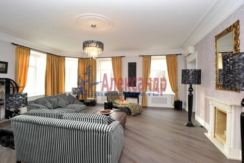 3-комнатная квартира (180м2) в аренду по адресу Бойцова пер.— фото 7 из 10