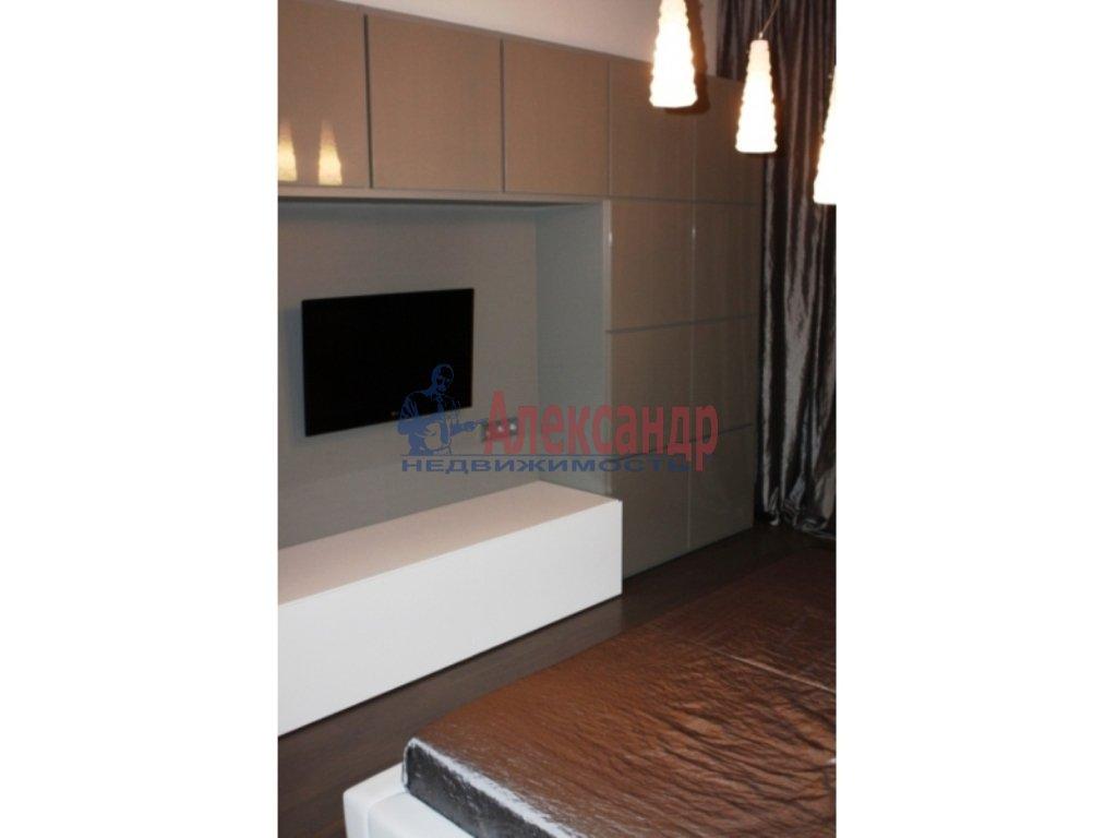 3-комнатная квартира (112м2) в аренду по адресу Каменноостровский пр.— фото 7 из 20