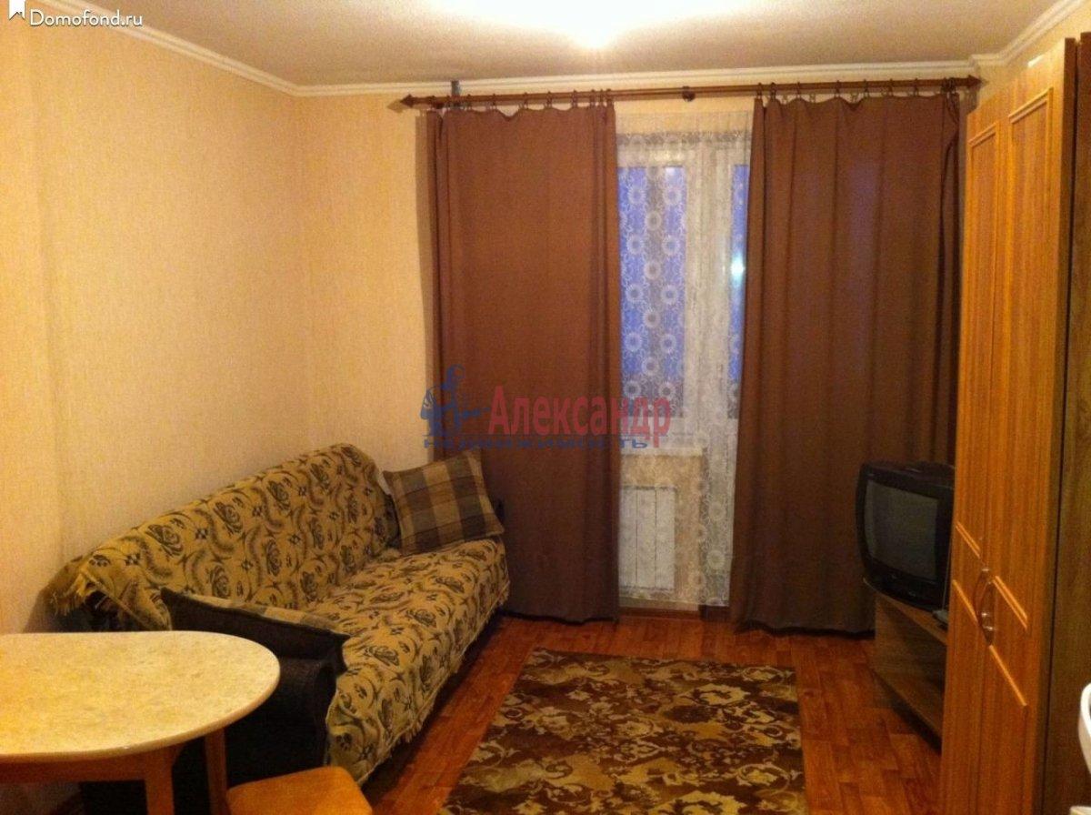 2-комнатная квартира (42м2) в аренду по адресу Новоизмайловский просп., 53— фото 1 из 1