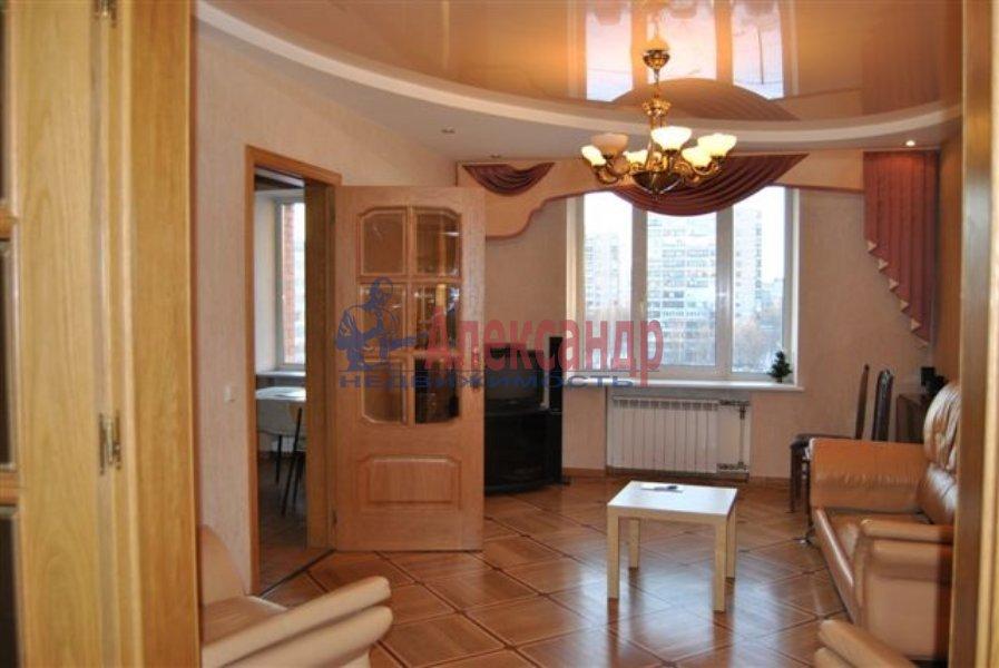 1-комнатная квартира (38м2) в аренду по адресу Мытнинская ул., 15— фото 1 из 4