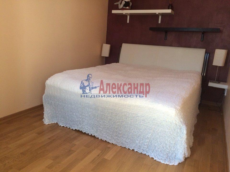 2-комнатная квартира (70м2) в аренду по адресу Адмиралтейская наб., 10— фото 6 из 13