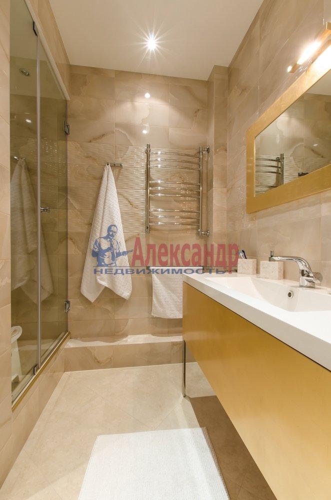 2-комнатная квартира (66м2) в аренду по адресу Чернышевского пр., 4— фото 22 из 27