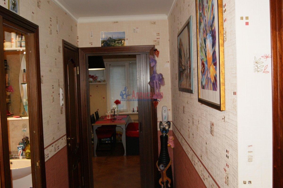 1-комнатная квартира (33м2) в аренду по адресу Запорожская ул., 23— фото 13 из 15