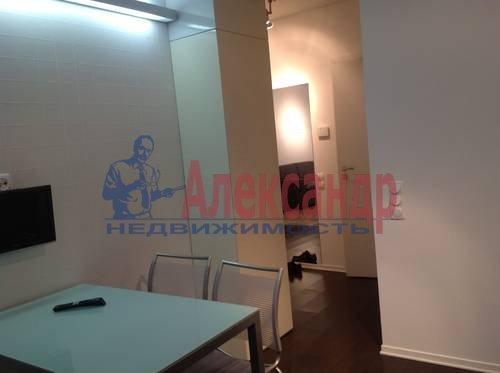 1-комнатная квартира (46м2) в аренду по адресу Турбинная ул., 35— фото 6 из 8