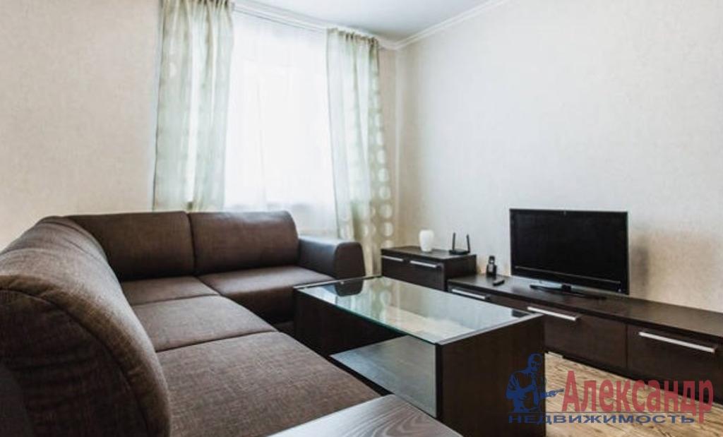 2-комнатная квартира (54м2) в аренду по адресу Бассейная ул., 47— фото 1 из 3