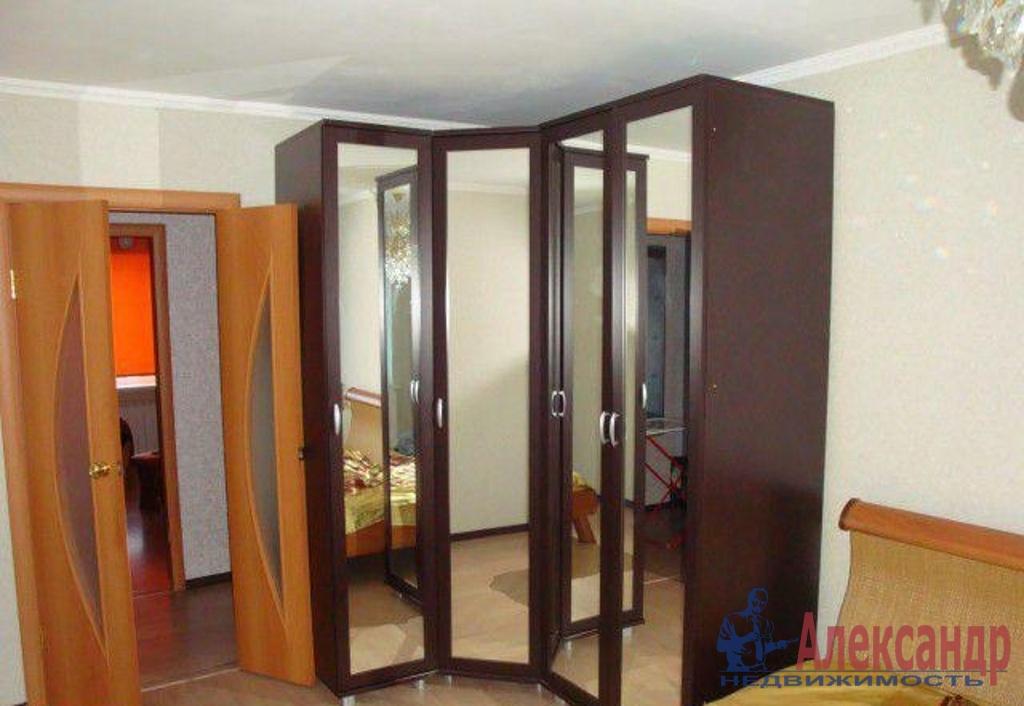 1-комнатная квартира (31м2) в аренду по адресу Вавиловых ул., 10— фото 2 из 2