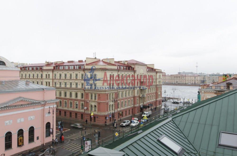2-комнатная квартира (66м2) в аренду по адресу Чернышевского пр., 4— фото 23 из 27
