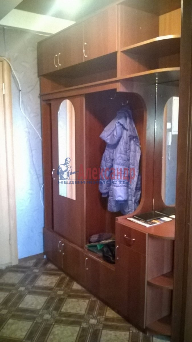 1-комнатная квартира (34м2) в аренду по адресу Большевиков пр., 19— фото 5 из 6