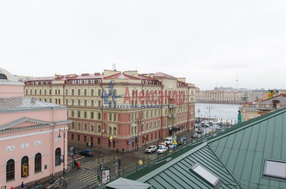 2-комнатная квартира (66м2) в аренду по адресу Чернышевского пр., 4— фото 24 из 27