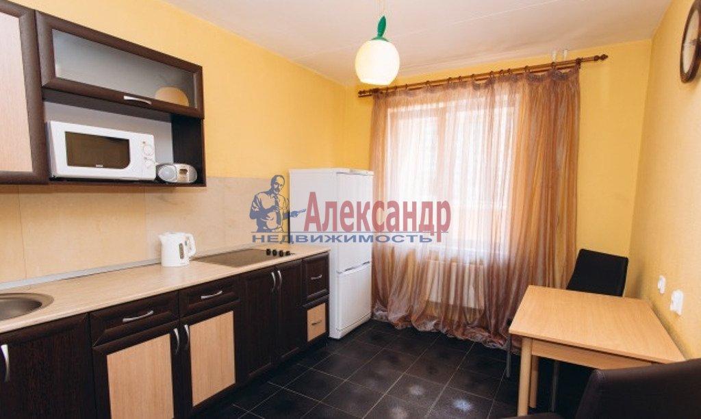 1-комнатная квартира (47м2) в аренду по адресу Бутлерова ул., 11— фото 2 из 3