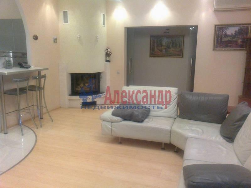 4-комнатная квартира (143м2) в аренду по адресу Верейская ул., 30— фото 2 из 12