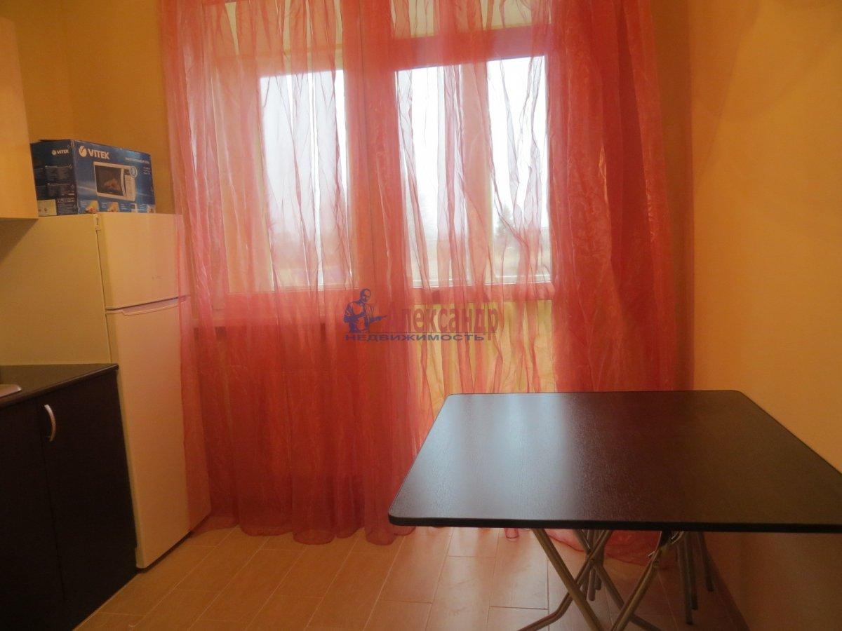1-комнатная квартира (35м2) в аренду по адресу Софьи Ковалевской ул., 5— фото 2 из 2