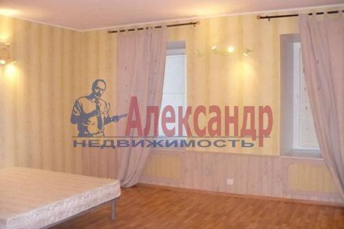 3-комнатная квартира (110м2) в аренду по адресу Виленский пер., 17— фото 4 из 4